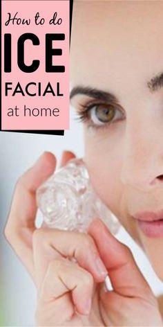 Ice Cube Facial #skin #skincare #selfcare #selfcarebeautytips #beautyhacks #clearskin #glowingskin #ice #facialathome #diyfacial Ice Facial, Facial Care, Beauty Care, Beauty Hacks, Beauty Tips, Tomato Nutrition, Dark Lips, Diy Face Mask, Clear Skin