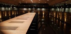 This impressive cellar at Villa Rene Lalique holds 60,000 bottles including an Yquem from 1865