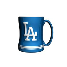 Los Angeles Dodgers Boelter Boxed Relief Sculpted Mug
