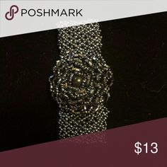 Dark grey beaded bracelet Dark grey beaded bracelet Jewelry Bracelets