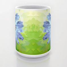 #Crystal #Flower #Coffee #Mug