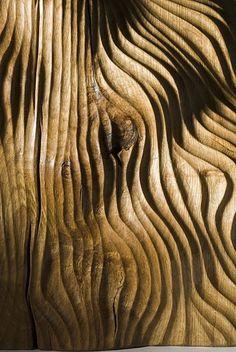 Textures | Golden Brown Wood