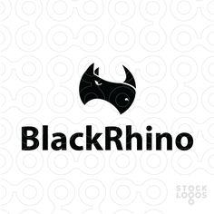 Sold Logo: Black Rhino | StockLogos.com