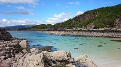 Coilleghillie beach, Applecross, Highlands, Scotland.