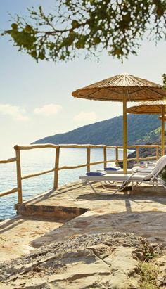 #Jetsetter Daily Moment of Zen: Daios Cove Luxury Resort in Crete, #Greece