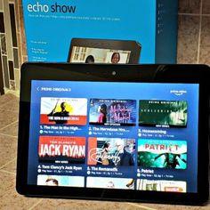 Echo Show on Prime Video Amazon Alexa Commands, Amazon Shows, Alexa Echo, Show Me The Money, Alexa Device, Prime Video, Amazon Echo, Favorite Things, Tech