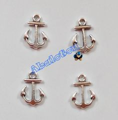 charms anclas 16mm x 10mm