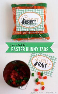 Easter Bunny Printab