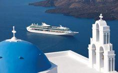 Cruising the Greek Island