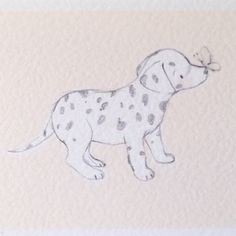 Puppy collection Dalmatian by LittleCupCreations on Etsy