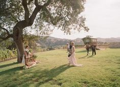 Middle Eastern Inspired Elopement| Classic Outdoor Wedding Ceremony