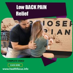Low Back Pain Relief – Yoga Expert Lower Back Pain Stretches, Lower Back Pain Causes, Relieve Back Pain, Low Back Pain Relief, Thai Massage, Yoga For Beginners, Massage Therapy, Physical Therapy, Spiritual Enlightenment