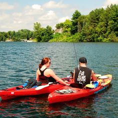 RV Activity: Kayaking from the RV Park 🚣🏼‍♀️🚣🏻 #tamassee #salem #walhalla #whiteharbor #westminster #oakway #madison #oakway