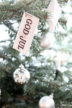 Happy Christmas to everyone with love from My Scandinavian Home blog x