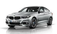#BMW #Serie3granturismo.  Líneas dinámicas con la elegancia de un coupé de forma fascinante.