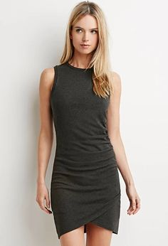 Tulip Bodycon Dress | Forever 21 | #thelatest
