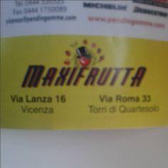 L'amico Maxifrutta di #festaSanGiuseppeVi