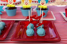Carnival/Circus Birthday Party Ideas | Photo 1 of 25