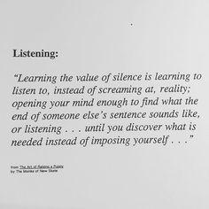 Opening your mind enough to find what the end of someone else's sentence sounds like✨ @joy.vibes . . #joyvibes #positiveenergy #positivemind #positivevibes #goodvibes #warriorgoddess #gypsysoul #universalenergy #motivation #happylife #happymind #positivethoughts #empowerment #listen #openyourmind #openyourheart #givelove #innerpeace #innergrowth #mentalhealth #souljourney #selfimprovement #selflove #silence #meditation #mindfulness #yoga #yogi #serenity #tranquility