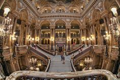 *The Palais Garnier* by erhansasmaz.deviantart.com on @DeviantArt