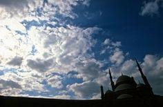 El reloj de la Mezquita….