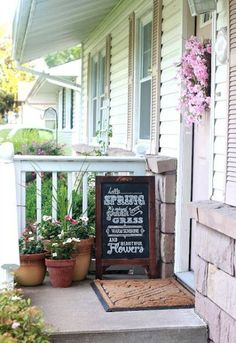 How to Spruce Up Your Porch For Spring: 31 Ideas   DigsDigs