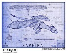 saphira like a boss