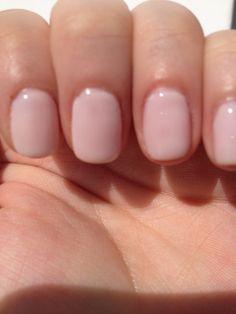 Natural Chic Nails Art For Wedding 2019 20 - Nail Design & Colors Cnd Shellac Colors, Shellac Nails, Nail Manicure, Nail Colors, Manicure Ideas, Nail Polish, Chic Nail Art, Chic Nails, Natural Wedding Nails