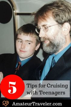 Tips for Cruising with Teenagers | Cruising with Teens #travel #cruising #family #teen #cruise #withkids #planning #trip #vacation