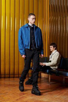 Patrik Ervell FW16. menswear mnswr mens style mens fashion fashion style campaign lookbook patrikervell