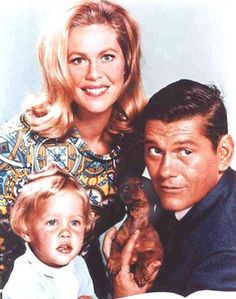 Bewitched!  This was one of my very favorite TV shows when I was young  even till now!