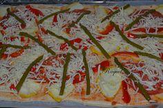 Mi Diversión en la cocina: Pizza de Verduras con Calabaza Peter Pan