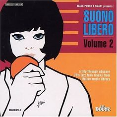 Various Artists - Suono Libero Vol 2: A Trip Through Obscure 70's Jazz/Funk Tracks from Italian Music Library [1999]