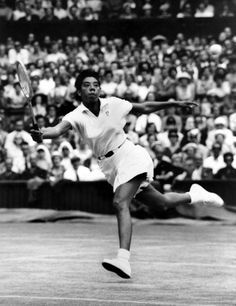 Althea Gibson was born in South Carolina on August 25, 1927. At an early age, she developed a love of sport. Her great talent was in tennis, but in the 1940s and '50s, most tournaments were closed to African Americans. Gibson kept playing (and winning) until her skills could no longer be deni