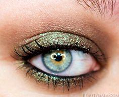 "Fall 2015: NARS Dual Intensity Eyeshadow, ""Pasiphae"" and ""Telesto"" // Makeup Look"