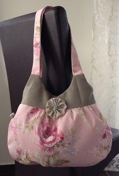 """Handtasche """"Marlene"""" von Ninas-Herzstücke  auf DaWanda.com"""