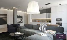 Дизайн квартиры в доме «Четыре горизонта»