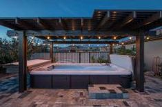 Get your TidalFit Swim Spa at Factory Hot Tubs! Tons of selection and great pricing. Hot Tubs, Outdoor Furniture, Outdoor Decor, Pools, Spa, Swimming, Backyard, Exercise, Luxury