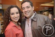 Elaine Massuco e André Americano