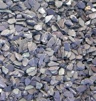 Grey Slate 20 Or 40mm Decorative Stone Garden Chippings Made From Recycled  Roof Slates Are Perfect