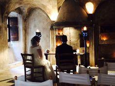 Wedding at Sextantio Albergo Diffuso, Santo Stefano di Sessanio, Italy. www.sextantio.it