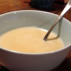 AVGOLEMONO SAUCE (Creamy Greek Lemon Sauce) (leave out flour or sub ...