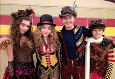 When we heard Girl Meets World was going to have a Halloween special, we were too excited to see what kind of costumes Riley, Maya and the rest of the cast might wear.