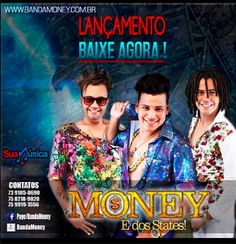 BANDA MONEY - É DOS STATES! (VERÃO GOLD 2015) VOZ 100% PAREDÃO   http://www.suamusica.com.br/?cd=484487