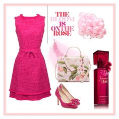 """Untitled #148"" by wakawaka on Polyvore featuring Lanz of Salzburg, L.K.Bennett and Ted Baker"