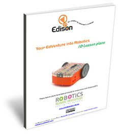 Check out our FREE Edison robot lesson plans at meetedison.com