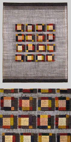 """""""16 Squares: Rot's"""";  Morgan Clifford"""