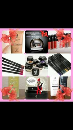 Need any Christmas gifts ladies? Take a look at all the wonderful products YOUnique has to offer! Visit my web site and place your order today...  www.youniqueproducts.com/LauraRomeo