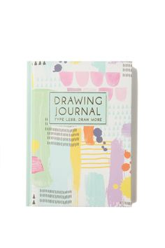activity journal, PAINTBOX DRAWING