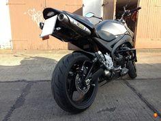 GSR 600 Motorcycle, Bike, Vehicles, Motorbikes, Bicycle Kick, Trial Bike, Biking, Bicycle, Motorcycles